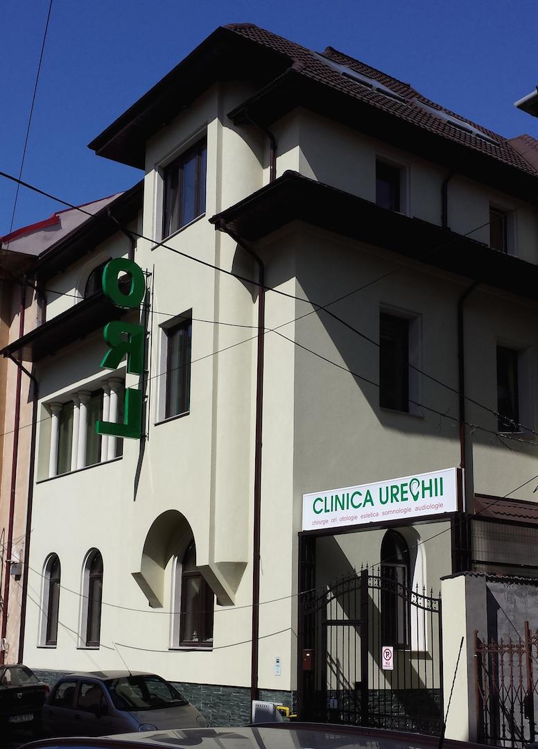 Clinica Urechii Chirurgie